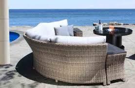 image modern wicker patio furniture. Riverside Modern Outdoor Wicker Patio Furniture Conversation Set Image N