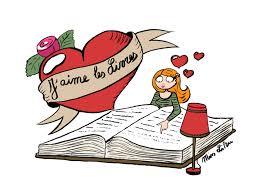 J Aime Les Livres Dessins Miss Lilou