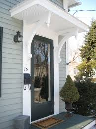 front door overhangDesigns Door Awning Ideas Pinterest Front Door Overhang Side