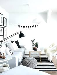 white carpet living room black and white carpet living room how to enhance a with striped