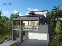 Triple Storey Architectural House Designs Australia