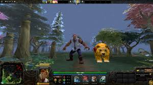 winnie the pooh lone druid dota 2 skin mods