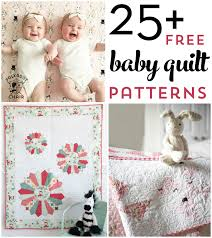 Free Baby Quilt Patterns Awesome 48 Baby Quilt Patterns The Polka Dot Chair