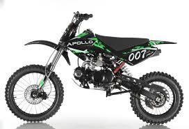 apollo 125cc db 99 4 speed manual pit dirt bike