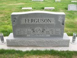 Alice Fern Austin Ferguson (1919-1993) - Find A Grave Memorial
