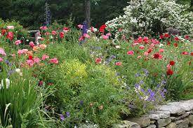 Cottage Flower Gardens U2013 Home Design And DecoratingRomantic Cottage Gardens