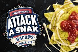 Wowme Design Wowme Design Attack A Snak Nachos Snack Kit World