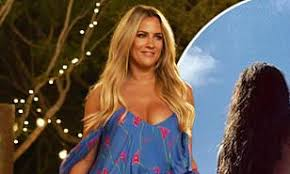Blonde beauty, facing assault trial, was found dead at her london apartment. Maura Higgins Continues To Fuel Speculation She S Set To Replace Caroline Flack On Love Island Daily Mail Online