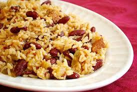 instant pot cajun red beans rice