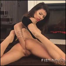 Ass exam fisting trish