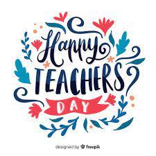 Happy Teachers Day   The Greendale Alumni