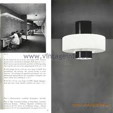 Raak Catalogue 5 Page 5 Vintage Info All About Vintage Lighting