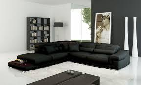 cool grey leather corner 16 captivating stupendous sofas sofa black ricardo 1jpg winsome modern 0