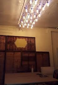 repurposed lighting. 1940 S Metal Army Cot Turned Light Fixture, Lighting, Repurposing Upcycling Repurposed Lighting