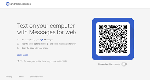 Google launches a Web client for Android's SMS app   Ars Technica