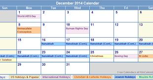 Holiday Calendar Template Best December 48 Calendar Printable With Holidays Printable Calendar