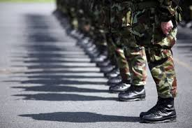2007 Army Pay Chart Opinion Defence Forces Personnel Are The Lowest Paid