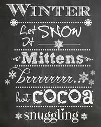 Chalkboard Designs For Winter Pin By Kelly Burt On Christmas Printables Chalkboard Print