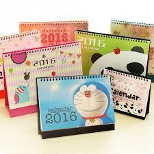 small desk calendar custom branded calendars