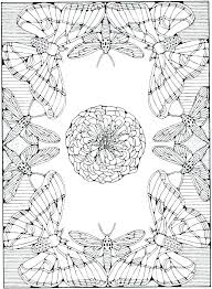 Mandala Coloring Pages Online And Advanced Mandala Coloring Pages