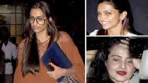 sonam to deepika rekha how bollywood actresses look without makeup you