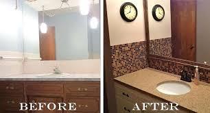 trim around bathroom mirror. Molding Around Mirror Bathroom Trim Stylish On Pertaining To And 5 Home M