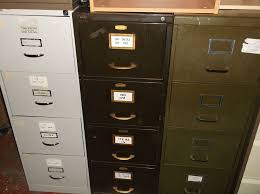 ebay office furniture used. filing cabinet grey brown green old used office furniture ebay ebay