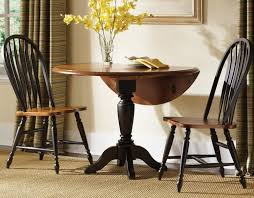 round metal dining table black room set best tables small wooden furniture