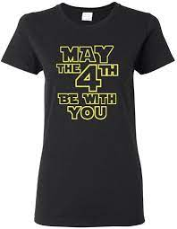 The 4th Be with You T-Shirt Tee ...