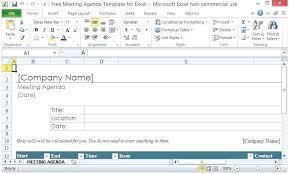 Microsoft Office Agenda Template Office Meeting Agenda Template Printable Ms Microsoft For