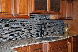 Installing Glass Mosaic Tile Backsplash Best Design Inspiration