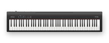 Digital Piano Comparison Chart Roland Fp Series Digital Piano
