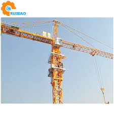 Ace Tower Crane Qtz5810 For Sale In China