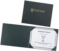 prestige diploma cover award certificate holder cert02