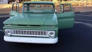 1963 Chevy C10 Bagged Kustom - YouTube