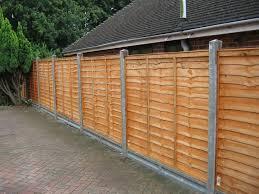 Horizontal Wood Fence Panels Fences Design