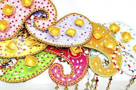 Mehndi Tray Decoration Mehndi Thaal Decorations Stylehitz 37