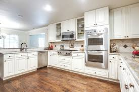 Modern White Kitchen Appliances kitchen cabinets remodelingnet