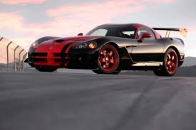 Dodge Is Killing Off The Viper With 5 Special Editions - Maxim