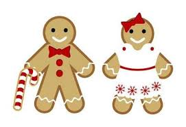 gingerbread man and woman. Delighful And Gingerbread Man And Woman Stock Vector  24246660 Intended Man And Woman E