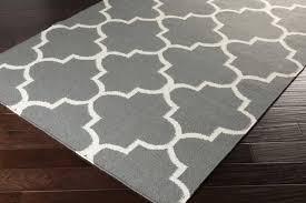 grey and white rug ikea