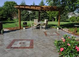 patio designs with pavers. Brick Patio Pavers Waukesha Designs With O