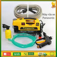 Máy rửa xe Panasonic 2500W chính hãng 1,040,000đ