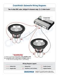 fresh subwoofer wiring diagram dual 2 ohm showy chromatex ohm wiring diagram fresh subwoofer wiring diagram dual 2 ohm showy