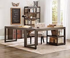writing desks for home office. Kameron Desk - Industrial Modern Writing Desks Computer Home Office For E