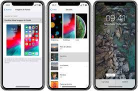papel de parede no iPhone ...
