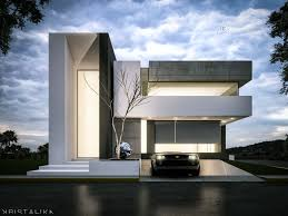 Contemporary House Designs With Ideas Picture
