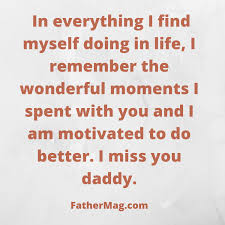 missing dad e