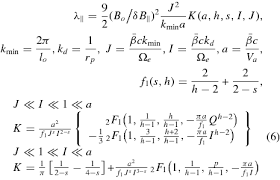 speed of light equation chemistry. where δb2∥/8π is the energy density of turbulent magnetic fluctuation in direction mean field, c speed light, light equation chemistry e