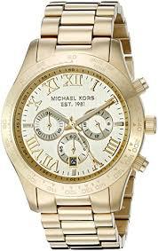 """michael kors men s mk8214 layton gold tone watch all usa nomitation men s mk8214 layton gold tone watch ï"""""""" ï""""…"""